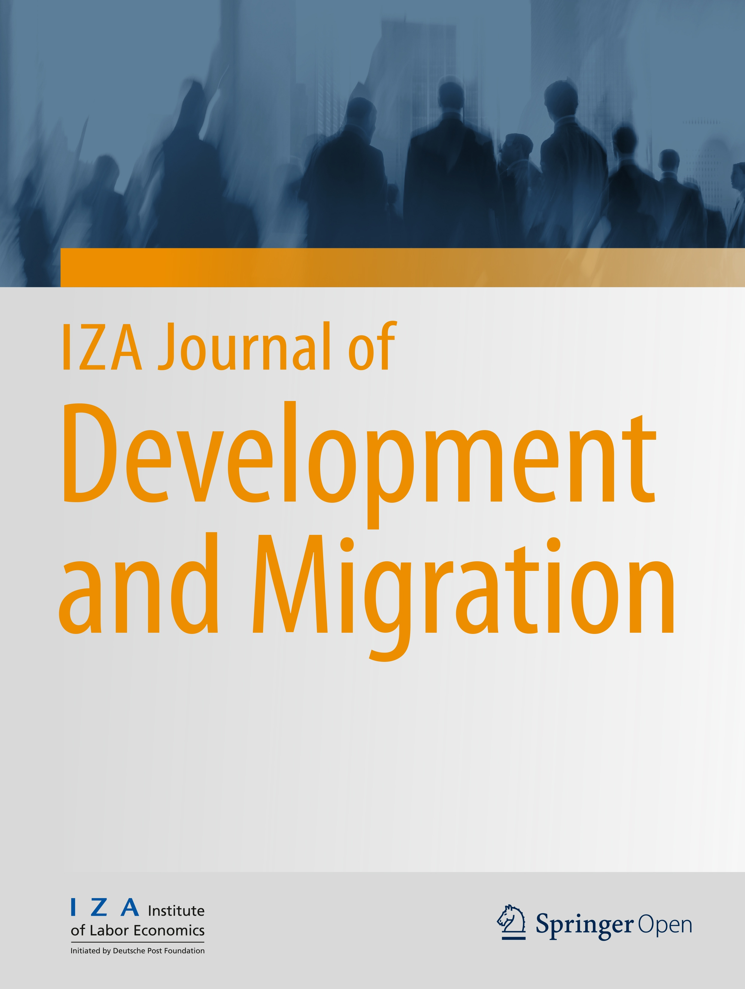 IZA Journal of Development and Migration