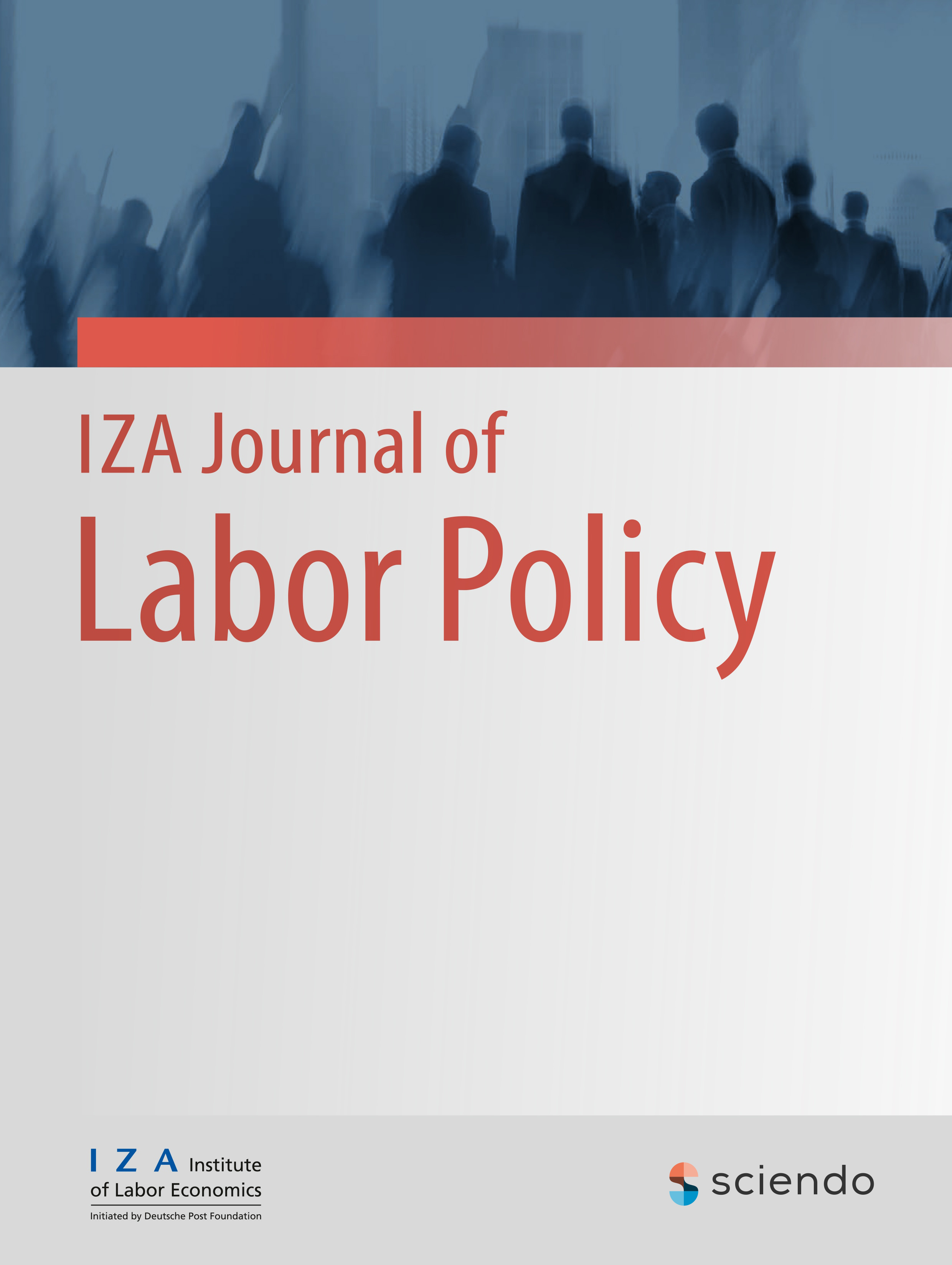 IZA Journal of Labor Policy